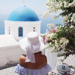 Santorini I you by visaphotos